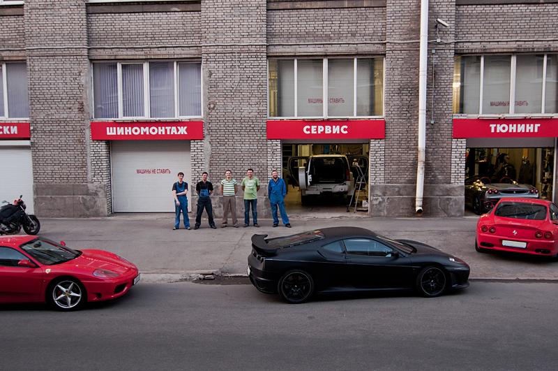 Как открыть магазин автотюнинг фото тюнинговых автомобилей, аэрография