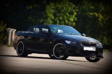 "BMW 3 Series Cabriolet E93 pinhole внешний тюнинг и диски Hamann Edition Race 20"""