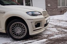 передний бампер Hamann Tycoon на BMW X6