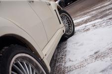 пороги Hamann Tycoon на BMW X6
