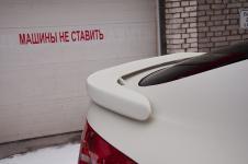 спойлер Hamann Tycoon на BMW X6