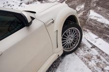 диски Hamann Tycoon на BMW X6