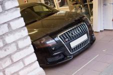 Audi TT передний бампер Rieger