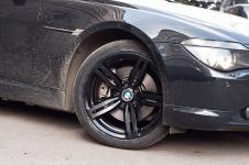 BMW 6-series широкопрофильные диски