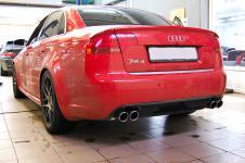 диски bbs на Audi RS4