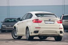 тюнинг Hamann Tycoon для BMW X6 вид сзади