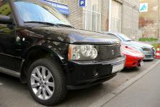 Range Rover тюнинг Strut крылья с жабрами для отвода воздуха