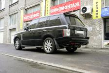 Range Rover спойлер Hamann